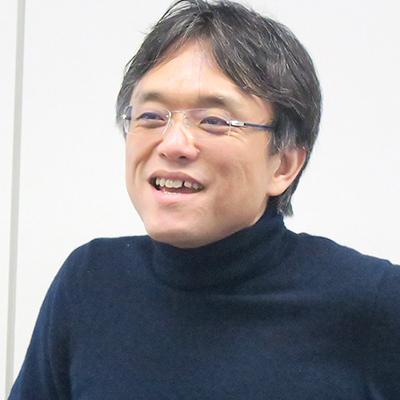 本間浩輔氏